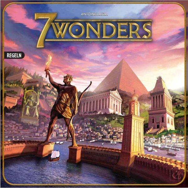 [smdv.de] Brettspiel 7 Wonders + Erweiterung 7 Wonders Cities 40,82€