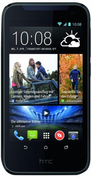 """[WHD] HTC Desire 310 (4.5"""", Quad-Core, 1GB RAM) für 82,96€"""