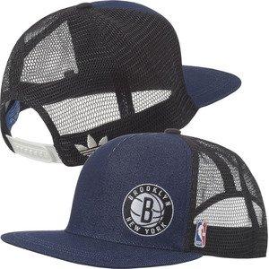 Adidas NBA Cap F77242 NBA TR FB Nets