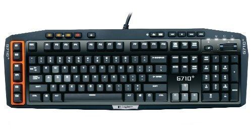[Amazon Blitzangebot] Mechanische Tastatur G710+