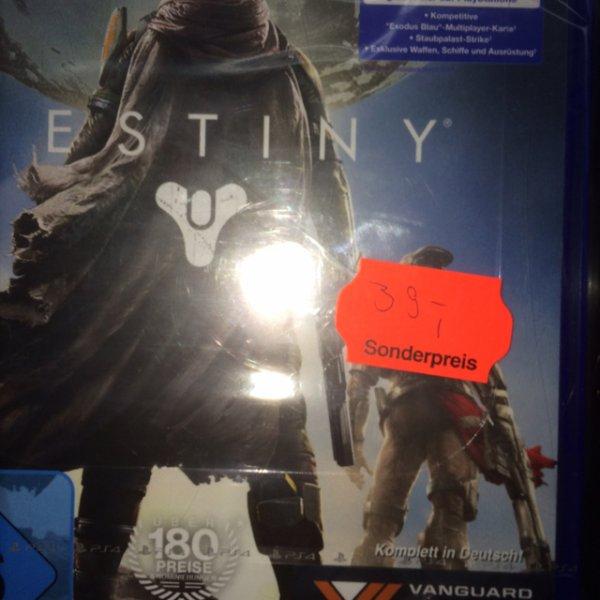 [Lokal] Destiny PS4 Saturn Magdeburg 39€