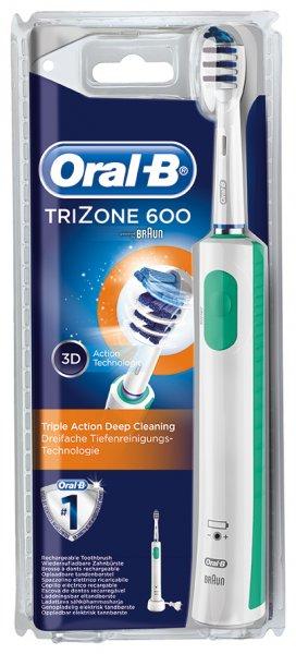 [Hitmeister] Braun OralB TriZone 600 cls Zahnbürste 21,90 Euro