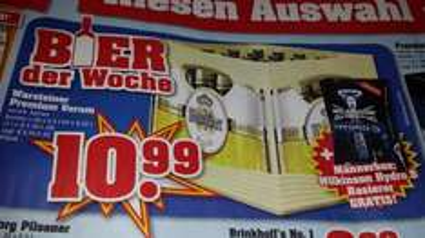trinkgut - warsteiner premium + gratis wilkinson hydro 5