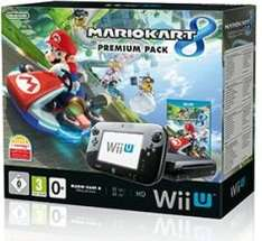 Nintendo Wii U Konsole Premium Pack - 32GB, Mario Kart 8, schwarz [Conrad-Berlin-Schöneberg] Offline