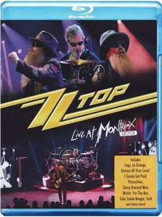 [Amazon.de Prime] ZZ Top - Live in Montreux 2013 [Blu-ray]