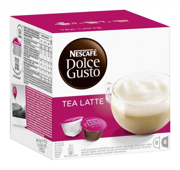 [Saturn.de] Nescafé Dolce Gusto - Tea Latte 16 Kapseln - VSK - Frei!