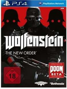 Wolfenstein - The New Order - PlayStation 4 / Xbox One @Saturn Supersunday