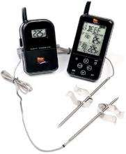 Maverick ET-733 Funk-Grillthermometer mit 2 Temperaturfühlern