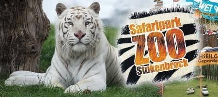 Top! Groupon!  Ticket für den Safaripark Stukenbrock für nur 13,90€ (statt 29€)