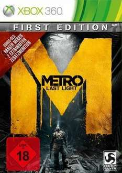 Metro: Last Light - Limited Edition (Xbox360) für 8,95€ @Coolshop