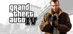 [Steam] GTA IV - Grand theft auto @ nuuvem.br