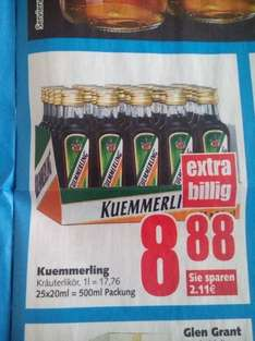 [E-Center - bundesweit?] Kuemmerling 25x20ml