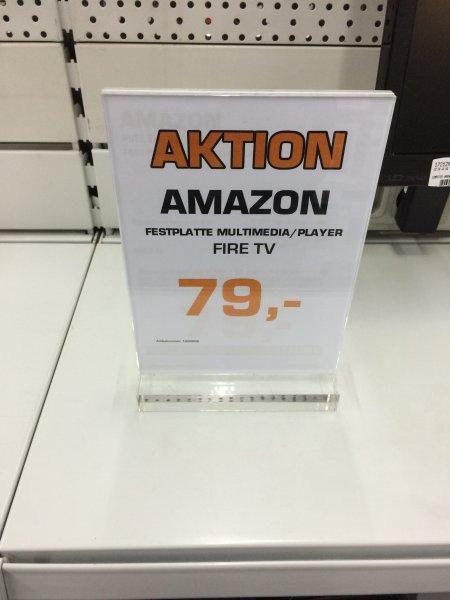 [lokal Hamburg] Amazon Fire TV beim Saturn am Hauptbahnhof