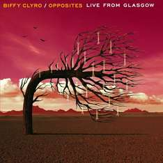 Fett! Biffy Clyro - Opposites Live from Glasgow - CD für 4,99 EUR (inkl. mp3-Download)