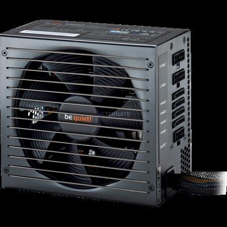 [ZackZack] be quiet! Straight Power 10 500W CM 500W 550W 100 240V 13,5 cm 1200 U/min Aktiv für 74,85€ inc.Versand