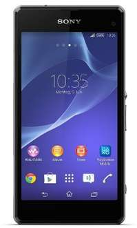Sony Xperia Z1 Compact mit HD-TRILUMINOS-Display, 2,2GHz, 2GB RAM, 20,7 Megapixel Kamera, Android 4.4 schwarz@Amazon.UK Warehouse