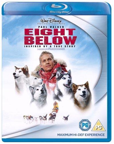 Blu-ray - Eight Below (Antarctica - Gefangen im Eis) für €6,18 (15 Prozent auf alle Blu-rays) [@Wowhd.se]