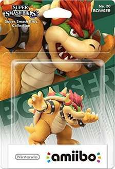 amiibo Super Smash Bros. Collection Bowser für 10,48 € bei Amazon