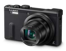 Panasonic DMC TZ-60 EG-K Digital Kamera (18,1 Megapixel, 30x optischer Zoom, (3 Zoll) Display, MOS-Chip Sensor, Full HD) schwarz für 267€ @Amazon.co.uk