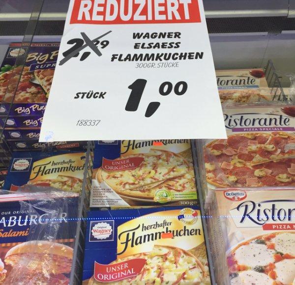 [Lokal?] Wagner Flammkuchen 1,07 Euro - Mios Bremen