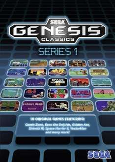 [Steam] Sega Genesis Classic Game Pack (50 Spiele) @ Amazon.com