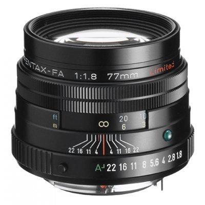Pentax SMC FA 77 1.8