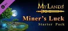 My Lands: Miner's Luck - Starter DLC Pack (Steam) Gratis