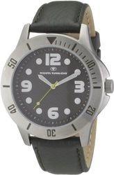 [Amazon.de] Tom Tailor Herren-Armbanduhr mit Lederarmband für 21,85€ + 3€ Versand!