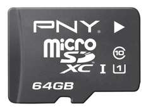 [Voelkner] PNY microSDXC 64 GB High Performance Class 10, UHS-I inkl. SD-Adapter für 30,27€ - Lesen: 50 / Schreiben: 20
