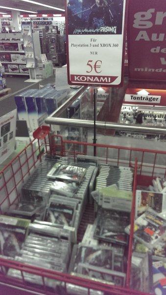 [Deutschlandweit]Metal Gear Rising PS3 und XBOX 360 im Media Markt Koblenz (Gewerbepark)