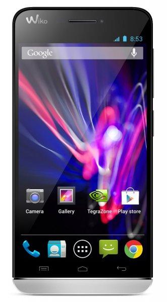 Wiko Wax 4G LTE Smartphone weiß für 134,99 € @Amazon