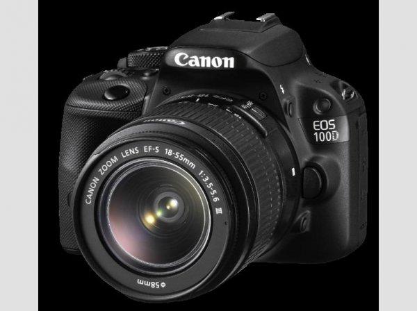 CANON EOS 100D+EF-S 18-55mm DCIII für 380 bei Media Markt [versandkostenfrei]