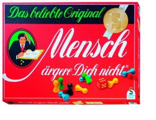 [Prime] Mensch ärgere Dich nicht Standardausgabe - Schmidt Spiele 49021 7,37€