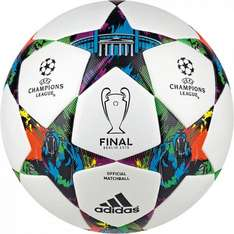 Adidas Finale Berlin OMB Champions League Ball - 46%