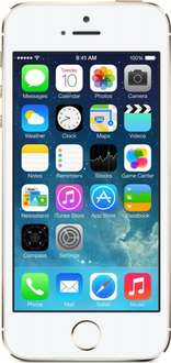 [Rakuten] Apple iPhone 5S 32GB gold (mit 25x Superpunkte-Aktion für effektiv etwa 510€)
