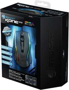 Roccat Kone XTD Max Customization Gaming Mouse TOP PREIS 49,99 € + 13 Euro Super Punkte [rakuten.de]