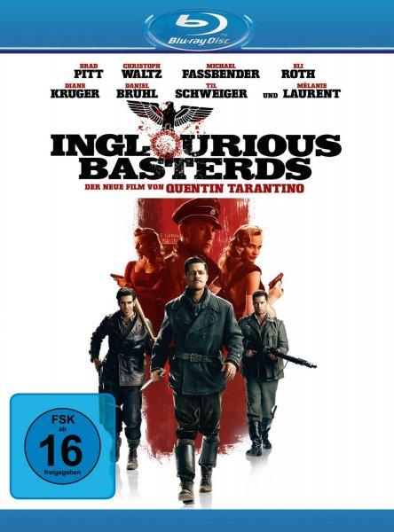 [Prime] Inglourious Basterds Blu-ray auf Amazon für 6,77€