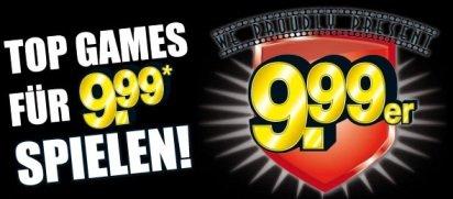 Ab morgen 19.02.: ALLE erhältlichen Spiele in der 9.99er Aktion @Gamestop
