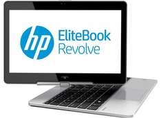 HP EliteBook Revolve 810 G1 für 1499€ @HP-Store - Robustes 11 Zoll Convertible mit Core i7-3687U, 8GB RAM, 256GB SSD, UMTS