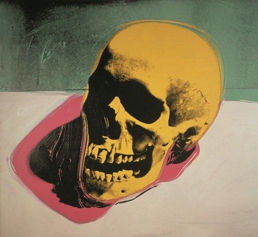 """[Kunstsammlungen Chemnitz] Freier Eintritt für Studenten zur Andy Warhol Ausstellung """"Death and Disaster"""" am Freitag"""