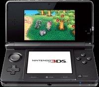 Nintendo 3DS kosmos schwarz Konsole, 166,89 EUR @ gamingoase