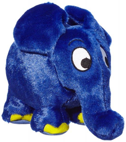 [Prime] Die Sendung mit der Maus, Elefant Plüschtier (ca. 17 x 19 cm) - Schmidt Spiele 42189 - 7,89€