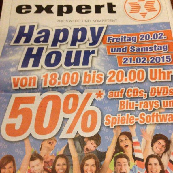 Expert [Belinsky] 50% auf CDs, DVDs, Blu-rays und Games