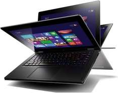 "Lenovo Yoga 2 13 Convertible (13,3"" Full-HD-IPS Multitouch, i3-4010U, 4GB RAM, 500GB HDD, Win 8.1, 1,6kg) - 599€ @ Lenovo"