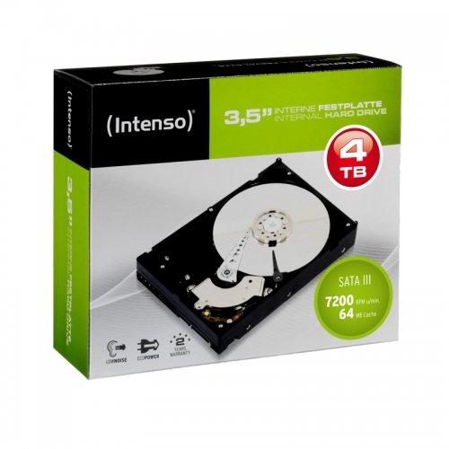 """Festplatte 4TB, 3,5"""", SATA 600 """"Retail Kit"""" @ ZackZack 114,85€"""