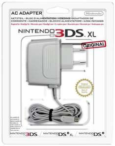 Nintendo 3DS / 3DS XL / DSi / DSi XL - Power Adapter @Amazon.de mit Prime nur 6€