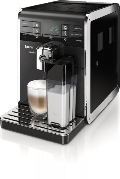 Saeco HD8869/11 Moltio Premium, Milchkaraffe, anthrazit um 599€ - 31% Ersparnis