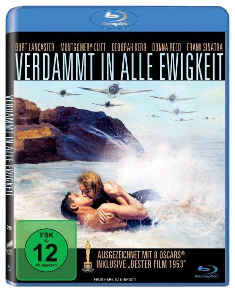 Amazon.de Prime: Verdammt in alle Ewigkeit [Blu-ray] für 6,99€