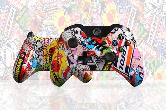 [zavvi.de] Official Xbox One & Playstation 4 Custom Controllers ab 88,79€