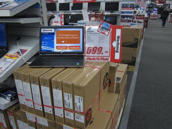 Notebook HP 17-F235 NG, Media Markt Frankfurt Borsigallee, 60388 Frankfurt